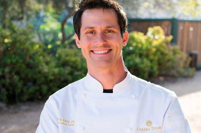 GoldenDoor-Chef Greg Frey Jr (3)