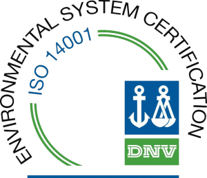 environmental system certification DNV ISO 14001-logo