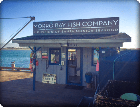 Morro Bay Fish Company